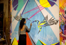 Governors Ball Music Festival Murals